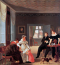 Baerentzen Emilius The Winther family Sun