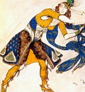 bakst indo persian dance