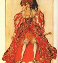 bakst la legende de joseph potiphars wife