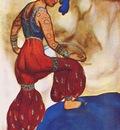 bakst scheherazade la sultane bleue