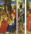 three kings altarpiece