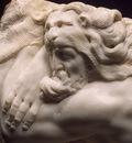 Bandinelli Baccio Sleeping Hercules detail2