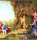 DK Shirley Barber Fairy Folk 09 September