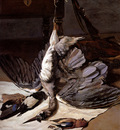 Bazille Frederic The Heron