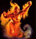 JB 1995 human torch