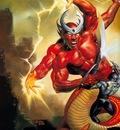 JB 1995 red demon