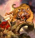 JB 1998 tiger magic