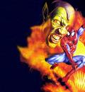 JLM Julie Bell Spiderman Carnage Goblin