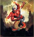 QMan JB SaS 1205 Red Demon