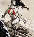 io5f0904 Vampirella Sketch
