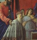 BELLINI,G  THE DOGE BARBARIGO, ST  JOHN, AND MUSICIAN ANGELS