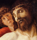 Bellini Giovanni The dead christ supported by two angels dt1