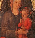 Madonna and child blessing EUR