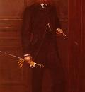 Beraud Jean Portrait D Un Homme Elegant