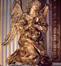 Altar of the Cappella del Sacramento detail