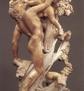 Bernini Bacchanal A Faun Teased by Children
