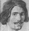 Bernini Portrait of a Man with a Moustache