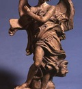 Bernini Standing Angel with Scroll