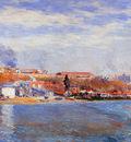Beruete y Moret de Aureliano El Manzanares Sun
