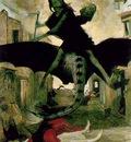 Bocklin The plague 1898, Kunstmuseum Basel, Basle