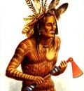 Tna 0017 Mato Tope A Mandan Chief KarlBodmer, 1834 sqs