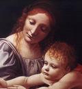 Boltraffio Giovanni Antonio The Virgin and Child 1490s dt1