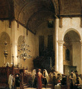 Bosboom Johannes Portugese Synagoge In Amsterdam 3 Sun