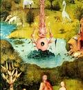 Bosch Lustarnas tradgard Left wing, Paradise Garden of Ede