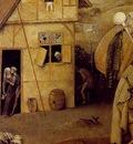 Bosch The wayfarer, Detalj, diameter 71 5 cm, Museum Boymans