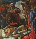 BOTTICELLI, SANDRO THE DISCOVERY OF THE BODY OF HOLOFERNES,
