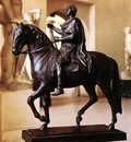 Bouchardon Equestrian statue of Louis XV