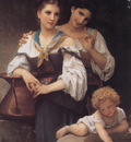 Bouguereau Le secret