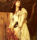 Boulanger Gustave Clarence Rodolphe A Woman With An Urn