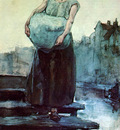 Breitner The washing woman Sun