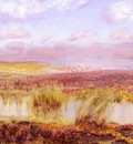 Brett John A View Of Whitby From The Moors