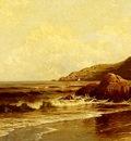 Bricher Alfred Thompson Breaking Surf