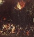 Brueghel Jan the Elder Temptation of St Anthony