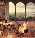 Brueghel Jan the Elder The Sense of Hearing