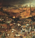 BRUEGEL, PIETER THE TRIUMPH OF DEATH, 1562, OIL ON PANEL