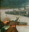 BRUEGEL,P  FOLLOWER OF THE TEMPTATION OF SAINT ANTHONY, C