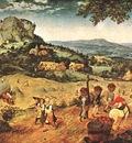 Bruegel d a  The hay harvest, 1565, National Gallery, Prag