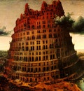 Bruegel d a  The little tower of Babel, ca 1563, 60x74 5 c