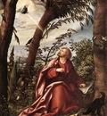 BURGKMAIR Hans St John The Evangelist In Patmos