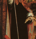 Burgkmaier St  Ulrich, 1518, oil on panel, Gemaldegalerie, B