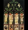 BURNE JONES Edward Christ Church Oxford The Vyner memorial window