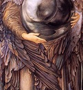 Burne Jones Days of Creation The 1st Day end