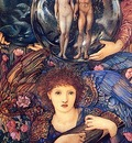 Burne Jones Days of Creation The 6th Day end