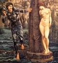 Burne Jones Perseus Series Rock of Doom end
