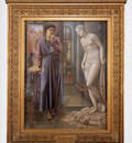 Burne Jones Pygmalion and the Image II The Hand Refrains