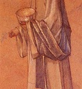 Burne Jones Sir Edward Coley Balthazar
